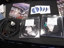 sema 2016 ron francis wiring simplifies engine wiring for most diy builders the electrical systems seem to be the main concern in these engine swaps bowers has created an easy solution for anyone that needs