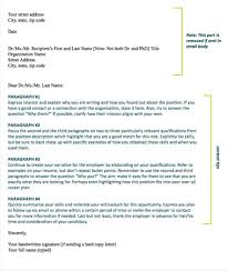 Cover Letters All Careers Job Search Toolkit Jhm