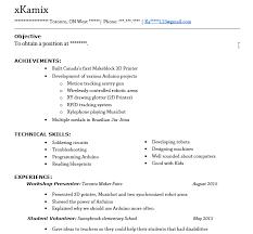 Welder Resume samples VisualCV resume samples database