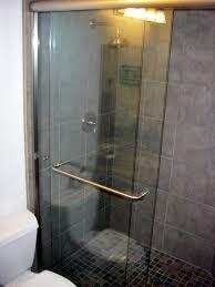 view item custom built shower enclosure