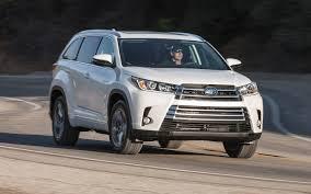 Comparison - Toyota Fortuner Crusade 2017 - vs - Toyota Highlander ...