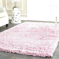 pink rug nursery rugs jack and boutique 5 ft round light pink ruffle