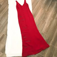 Valentino Dress Gown Red Size 2 Us