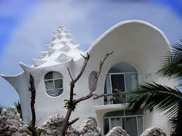 unique architectural designs.  Architectural Unique Home Designs Shell Shape White Color Designs Be  Different You Throughout Architectural