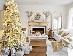 Living Room Christmas Decoration Creative Silver Living Room Furniture Ideas Brown Sofa 2017