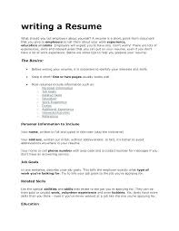Examples Of Skills To Put On A Resume Good Skills Put Resume