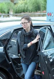 Photo of Chyler Leigh  - car
