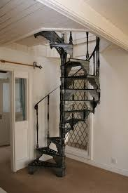 Stairs, Breathtaking Wrought Iron Spiral Staircase Cast Iron Spiral  Staircase For Sale Black Iron Spiral