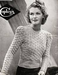 Vintage Knitting Patterns Enchanting The Appeal Of Vintage Knitting Patterns Thefashiontamer