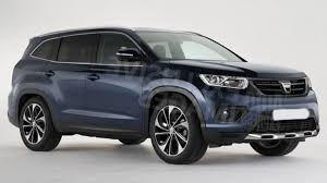 new car launches suv2017 Renault Duster 7 Seater SUV Rendered  Ford Mustang Launch in
