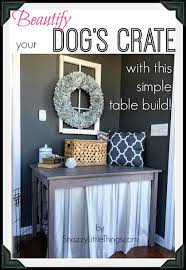 designer dog crate furniture ruffhaus luxury wooden. Beautify Your Dog\u0027s Crate + Create A Usable Space | By Snazzy Little Things Designer Dog Furniture Ruffhaus Luxury Wooden U