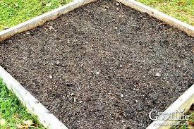 raised bed soil mix vegetable garden soil raised bed vegetable growing soil mix