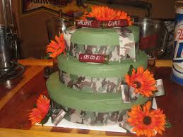Camouflage Wedding Cake Ideas \u2014 MARIFARTHING Blog : The ...