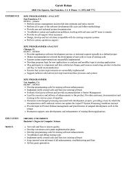 Rpg Programmer Resume RPG Programmer Resume Samples Velvet Jobs 1