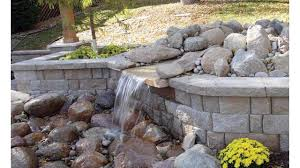 Small Picture Small garden retaining wall YouTube