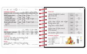 Fitness And Nutrition Journal Fitbook Fitness Nutrition Journal Ideas To Make My Own