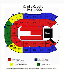 Angel Of The Winds Arena Online Ticket Office Camila