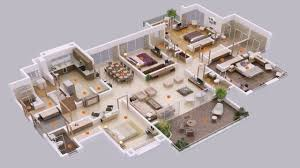 modern 5 bedroom house floor plans with zimbabwe you five white