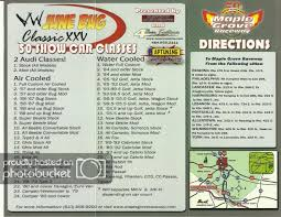 Maple Grove Raceway Seating Chart June Bug Xxv Saturday June 16 Maple Grove