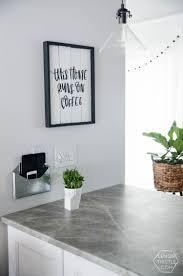Diy wall mounted charging station