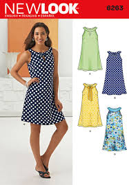 Summer Dress Patterns