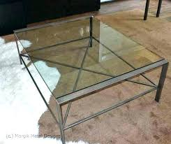 wrought iron and glass coffee table wrought iron and glass coffee table iron coffee table custom