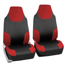 neo modern neoprene seat covers front