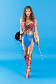 grab your gang and diy this epic wonder woman costume for brit co