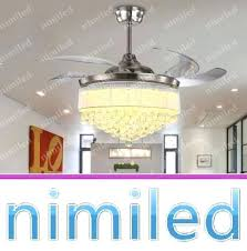 ceiling fan with pendant light led ceiling fans pendant light invisible blade fan lamp living room ceiling fan