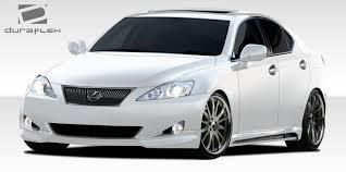 107971 | Lexus IS Series IS250 IS350 Duraflex W-1 Body Kit 4-Piece ...