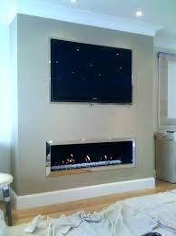tile fireplace ideas modern fronts with white mantle