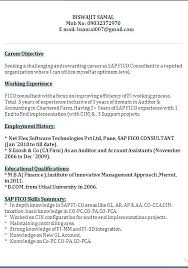 Samples Of Resume Resume Samples For Freshers Sap Resume Sample Sap ...