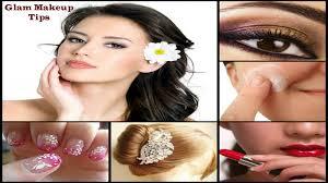 hindi glam makeup