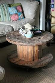 diy wood living room furniture. Unique Room DIY Wood Living Room Furniture From Cable Drum Coffee Table To Diy Wood Living Room Furniture