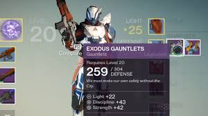 Max Light Level For Level 20 Destiny Guide To Level 20 And Beyond Gamespot