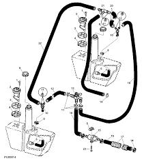 4s0cm john deere fuel gauge which sits above tank filter john deere f935 wiring diagram