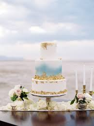 The Newest Wedding Cake Trends Brides