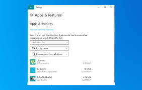 How To Uninstall Programs On Windows 10 Cleanmypc Uninstaller