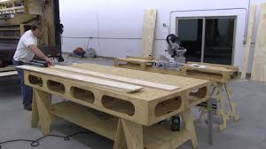 Plywood Workbench Plans Plans Diy Free Download 24 Foot Truss