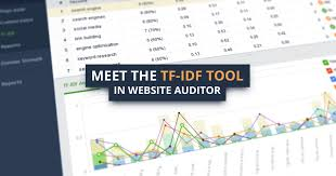 Tf Idf Tool In Website Auditor