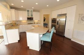 White Kitchen Laminate Flooring White Kitchens In Model Homes Featured Home Ryan Homes