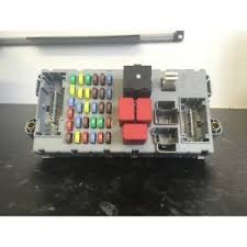 alfa romeo 159 fusebox fuse box p n 50513353 image is loading alfa romeo 159 fusebox fuse box p n 50513353
