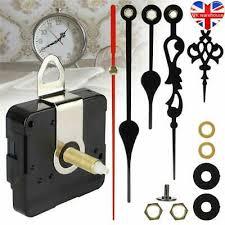 diy quartz battery wall clock movement