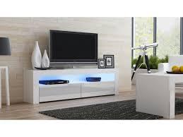 white tv stand. Brilliant White White Gloss TV Stand  Milano 157 Intended Tv Stand