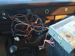 thesamba com vanagon view topic stereo struggles Vanagon Stereo Wiring Harness image may have been reduced in size click image to view fullscreen vanagon stereo wiring harness