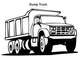 Small Picture Dump truck coloring pages to print ColoringStar