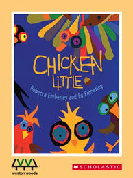 home new york public library cover image for chicken little