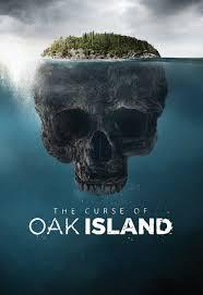 La maldición de Oak Island Temporada 5 audio español