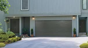 flush panel garage doorGarage Door  Traditional Flush Panel Custom Painted  Door Doctor
