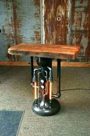 industrial pipe lighting. Industrial Pipe Lighting Lamp Copper I